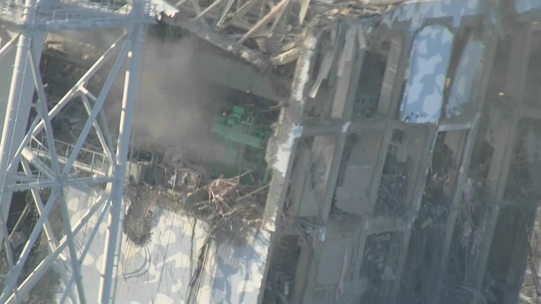 A Visual Tour of the Fuel Pools of Fukushima