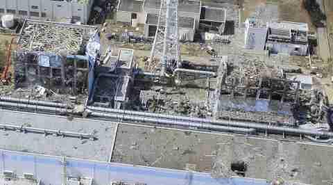 Unit 3 & 4 Of Fukushima Daiichi